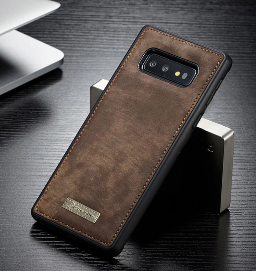CaseMe suede phone case