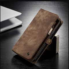 Luxury Leather Phone Case for iPhone 11 X XR XS Max 8 7 6s Plus | Phone Case Wallet Cover