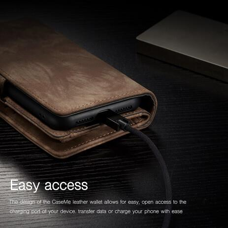 Luxury Leather Phone Case for iPhone X XR XS Max 8 7 6 6s Plus | Phone Case Wallet Cover For iPhone 11 Pro Max - P&Rs House