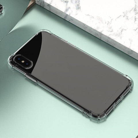 Anti-ShockMobile Phone Shell Clear Gel Case for IPhone X