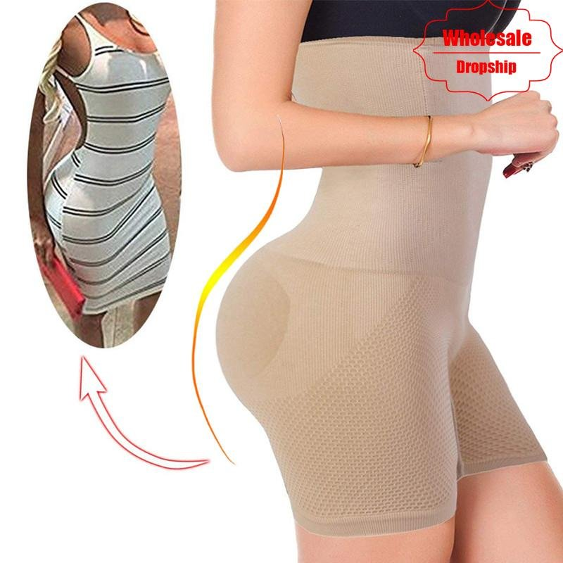 NINGMI Sexy Butt Lifter | Women Slimming Shapewear | Tummy Control Panties High Waist Trainer | Body Shaper Boyshort Tight Power Short - P&Rs House