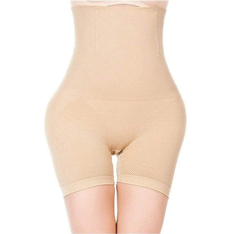 NINGMI Sexy Butt Lifter | Women Slimming Shapewear | Tummy Control Panties High Waist Trainer | Body Shaper Boyshort Tight Power Short