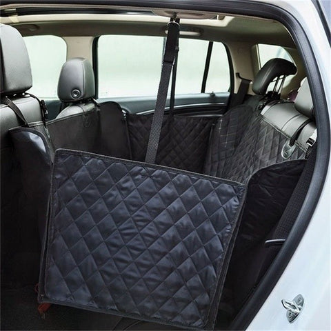 NEW Dog Cat Car Rear Back Seat Cover Car Pet Seat Cover Blanket Waterproof Cushion Protector Oxford Hammock