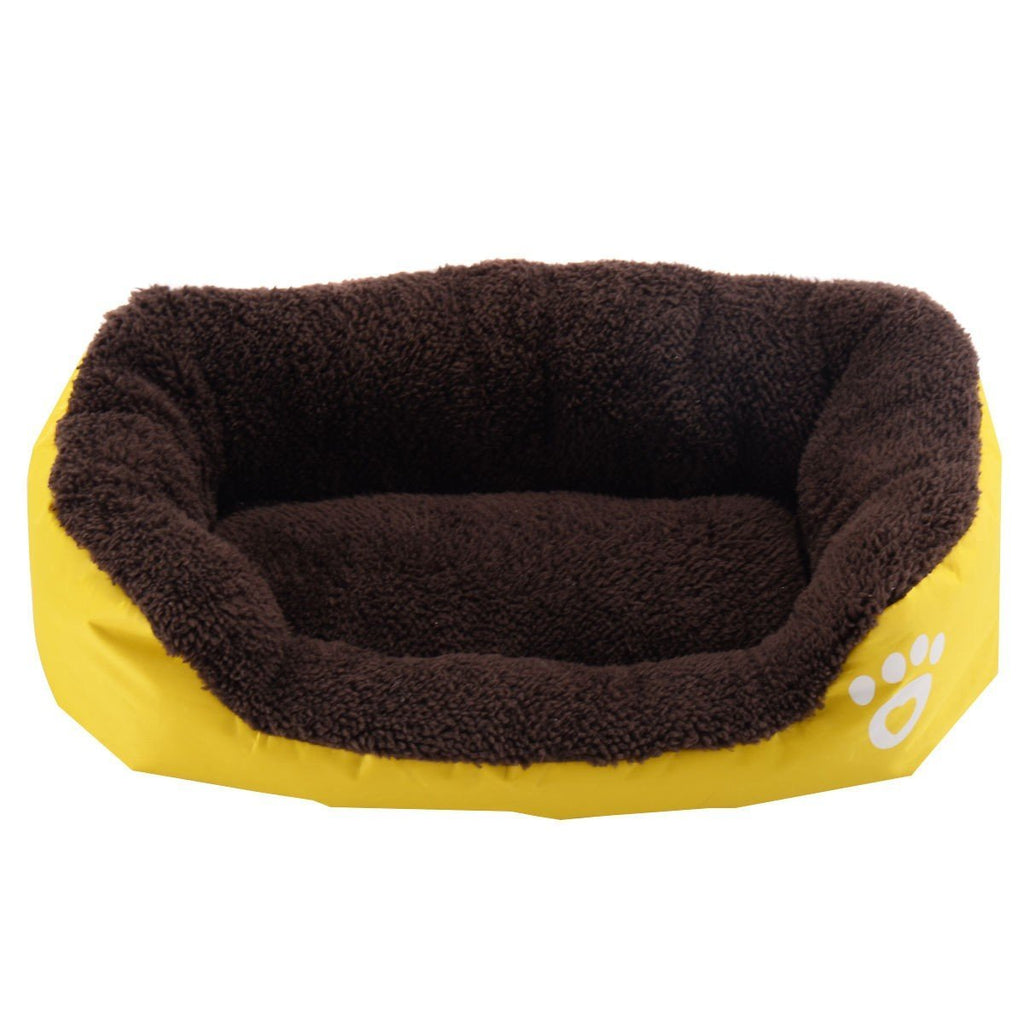 Costway Pet Dog Cat Bed Puppy Cushion House Soft Warm Kennel Mat Blanket 3 SIZE - P&Rs House