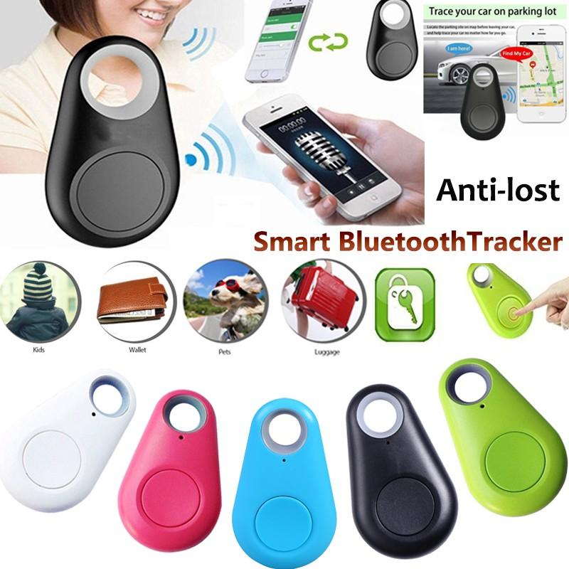 Smart Finder GPS Locator For Pets Kids Bag Wallet Keys Car SmartPhone|Wireless Bluetooth Anti-Loss Key Tracker