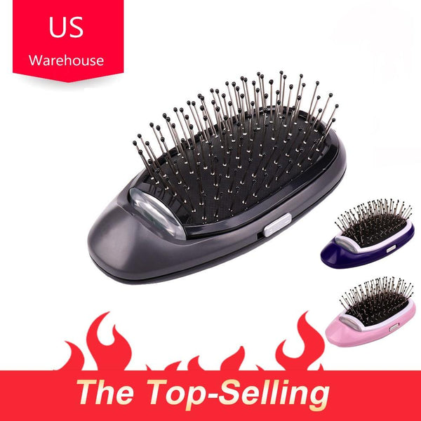 J's IONIC Styling Massage Comb