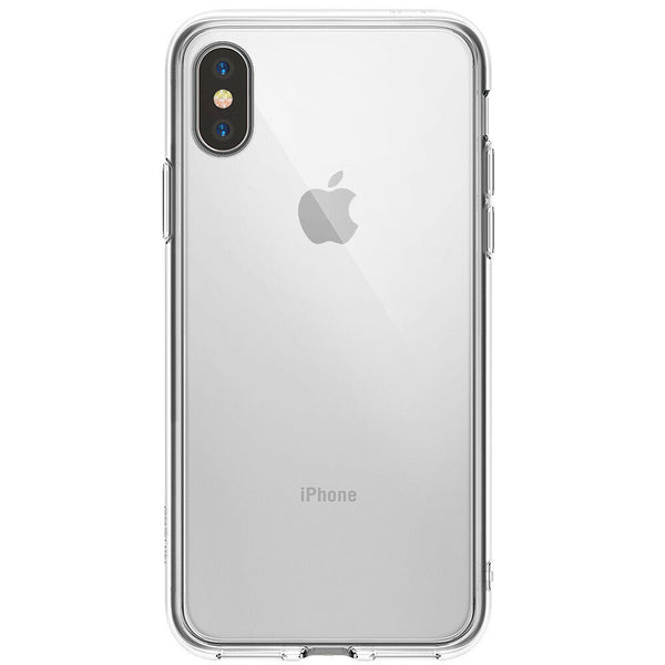 For iPhone X XS XR XS Max Ringke [FUSION] Clear Shockproof Protective Cover Case