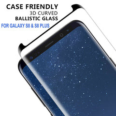 For Samsung Galaxy S10 S10E 5G S9 S8 Plus Active Case +Tempered Glass Protector