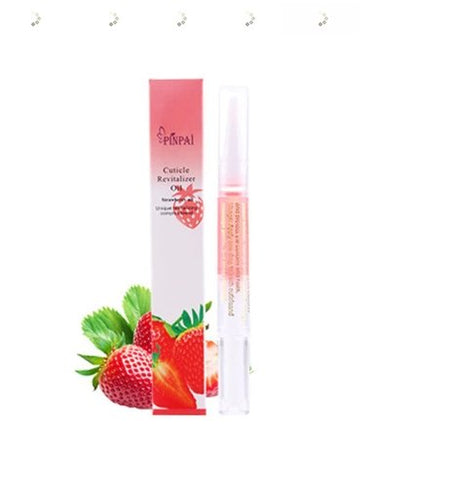 BEAUTY 15 Smells Nail Nutrition Oil Pen- BENEFITS | Nail Treatment  |Cuticle Revitalizer  | Prevent Agnail Nourish Skin
