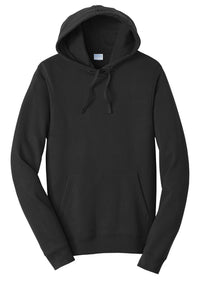 Andrew Jackson High Uniform Embroidered Hoodie: Black