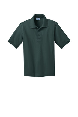 Matthew Gilbert Middle School 8th Grade Polo: Dark Green