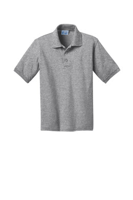 Sallye B. Mathis Uniform Polo: Light Grey