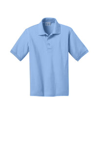 Light Blue Uniform Shirt, No Logo