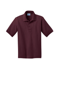 Maroon Uniform Shirt, No Logo