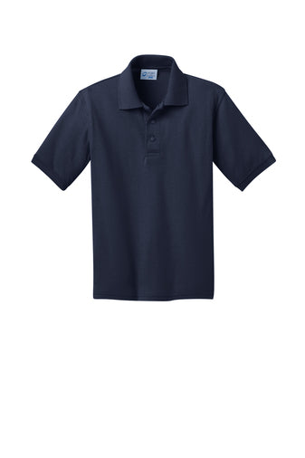 Navy Blue Uniform Shirt, No Logo