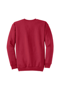 Andrew Jackson High Uniform Crewneck Sweatshirt: Red