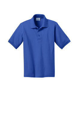 Susie Tolbert Uniform Polo: Royal Blue