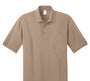 Matthew Gilbert Middle School 6th Grade Polo: Khaki