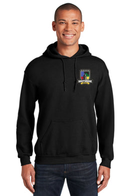 Southside Middle School Embroidered Uniform Hoodie