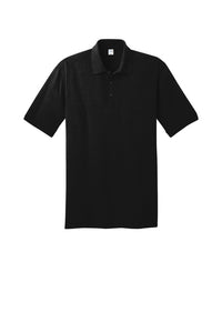 Wayman Academy Uniform Polo: Black