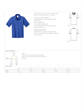 Load image into Gallery viewer, Susie Tolbert Uniform Polo: Black