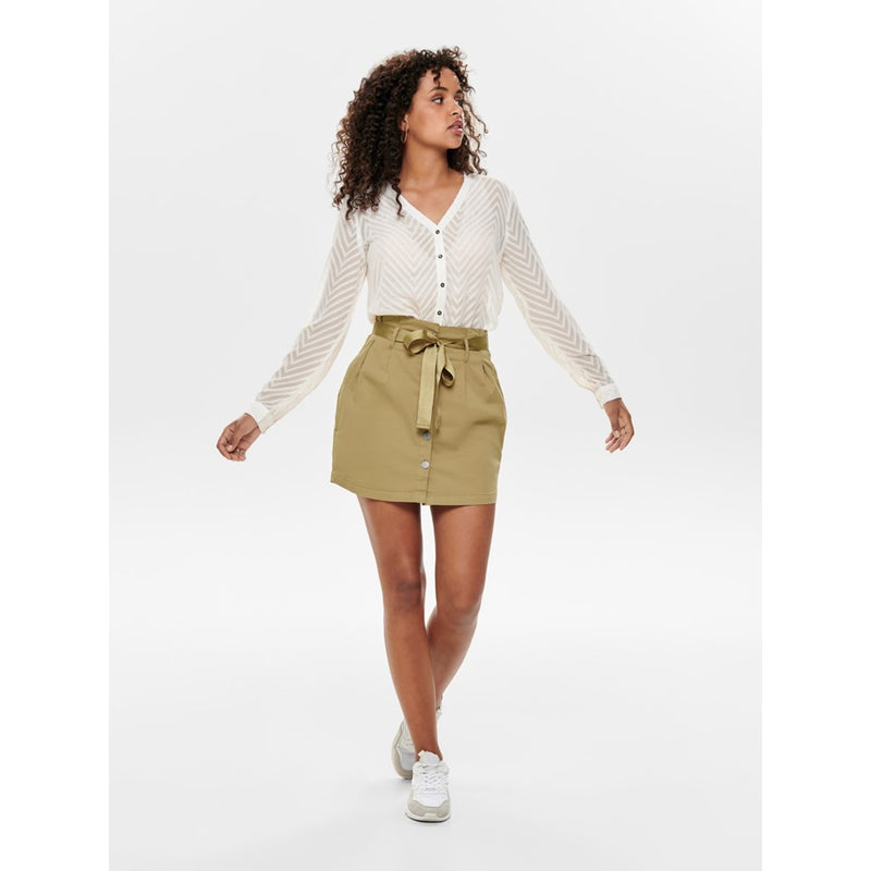 Falda Ashley Beige