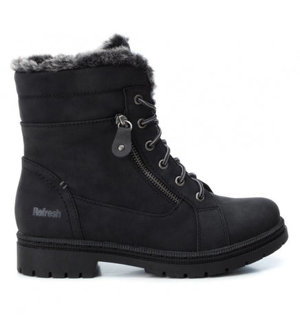 Botin Refresh Negro
