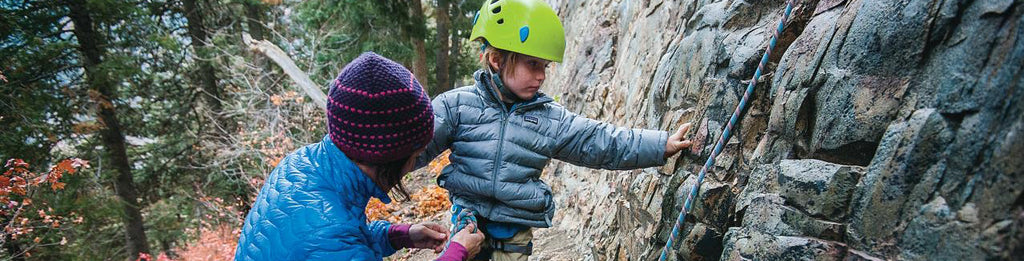 Patagonia Kids Mountain View Sports Fly Shop