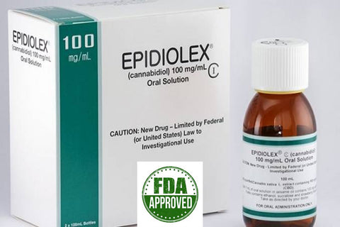 Epidiolex: The First CBD-fused FDA-approved drug
