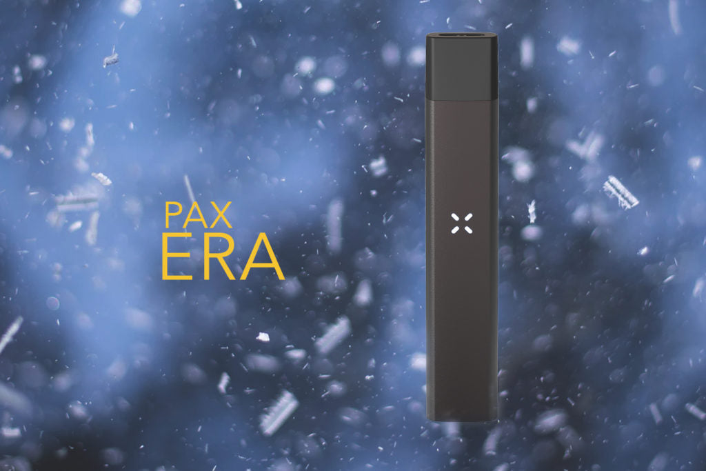 PAX ERA – A VAPE WITH AN APP
