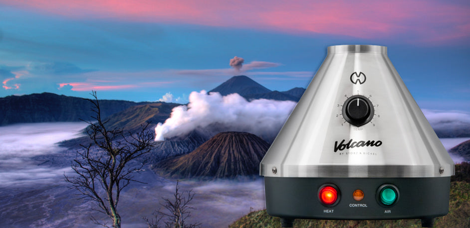 VOLCANO VAPORIZER - REVIEW