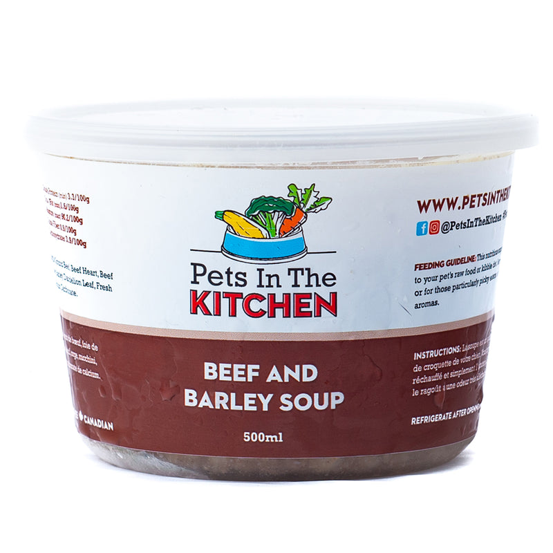 fresh-dog-food-beef-barley-soup-pets-in-the-kitchen
