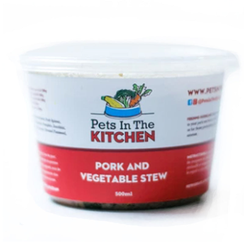 fresh-dog-food-pork-vegetable-soup-pets-in-the-kitchen