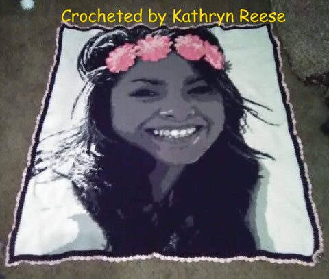Custom Photo Crochet Pattern