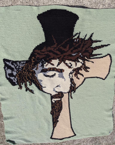 Passion Of The Christ Crochet Graphghan Pattern