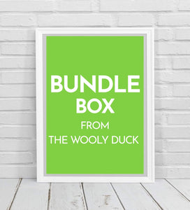Bundle Box From The Wooly Duck