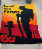 Lest We Forget Crochet Graphghan Pattern