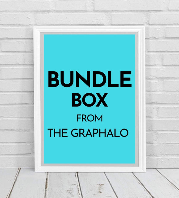 Bundle Box From The Graphalo