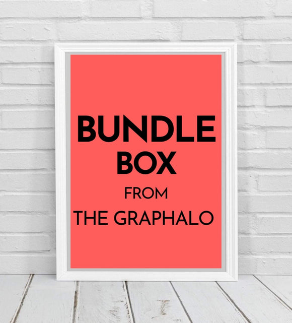 Bundle Box By The Graphalo