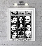Addams Family CAL Bundle Crochet Graphghan Pattern