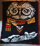 Bubo Goes To Hogwarts Crochet Graphghan Pattern SC180 x 260