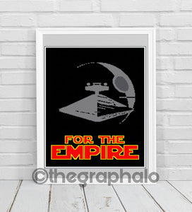 For The Empire! Crochet Graphghan Pattern