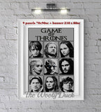 Game of Thrones Bundle Crochet Graphghan Pattern