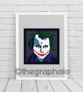 HL Joker Pillow Square SC 70x70