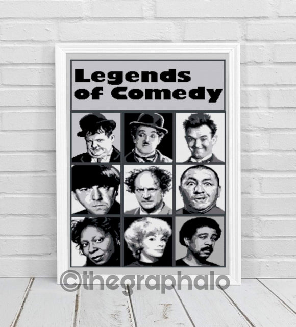 Legends Of Comedy CAL