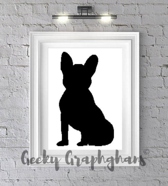 Boston Terrier Graphghan