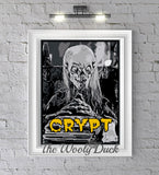 Tales From The Crypt Crochet Graphghan Pattern