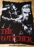 The Witcher Graphghan Crochet Pattern