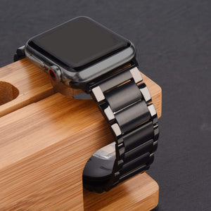 Apple Watch Band | Black LUS Fullmosa