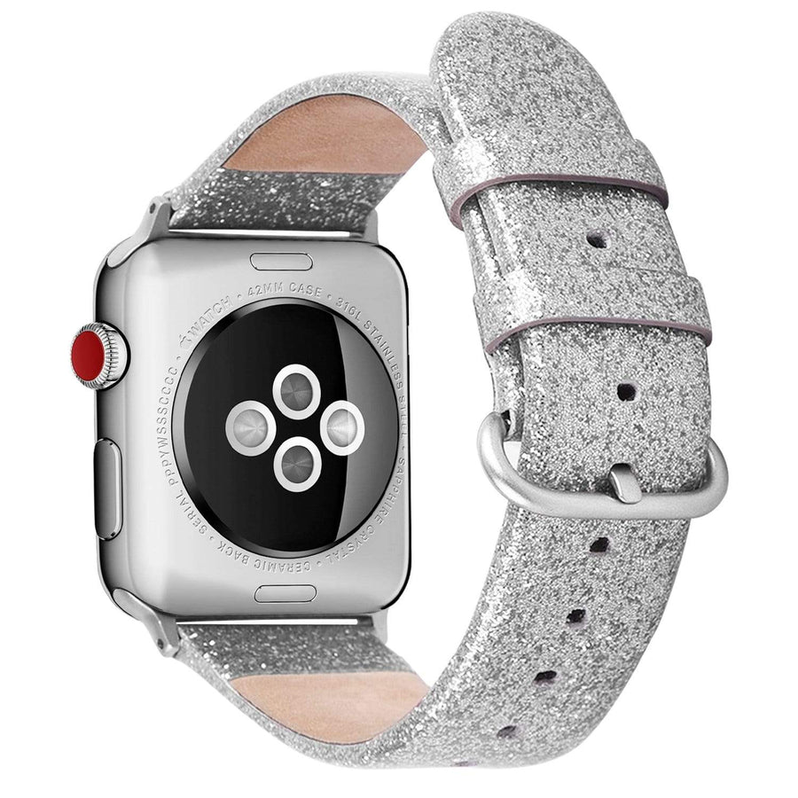Apple Watch Band | Sliver | Stella Leather Fullmosa 38mm/40mm